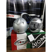 Casco Integral Booster Suomy Envio A Capital F. Sin Costo