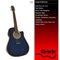 Guitarra Clasica Criolla Gracia Modelo 110 Consultar Color