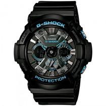 Relógio Casio Ga-201ba-1adr G-shock Militar Sport - Refinado