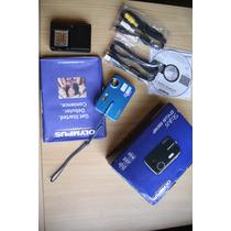 2 Olympus Stylus-550wp, 1 Fujifilm Xp20 Y 1 Dimage X50