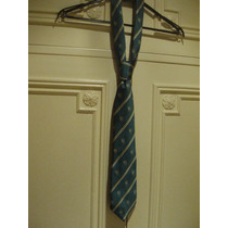 Corbata Escolar - Verde - Artículo Impecable