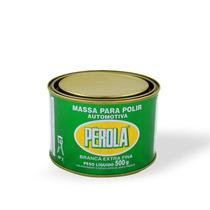 Massa Para Polir 500g Base Solvente - Pérola 040502