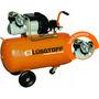 Compresor De Aire 100lts 4hp 360l/m Mando Directo Lusqtoff.