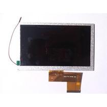 Display Lcd Tablet Tb50 Tb55 Lenoxx 7 Polegadas (original)