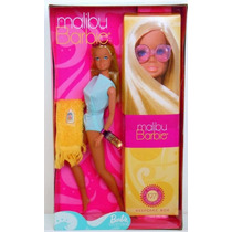 Boneca Barbie Collector * Pop Culture Praia Malibu * Nova !!