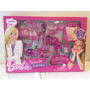 Oferta!! Juguete Barbie Set Doctora Grande