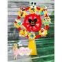Roda Gigante Turma Do Mickey Disney Festa Infantil C/10
