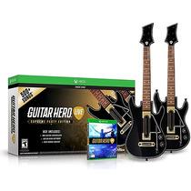 Videojuego Guitar Hero Live Suprem Party Xbox One Activision
