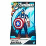 Avengers - Capitan America Muñeco - 20 Cm- Hasbro Original