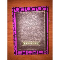 Cartera/billetera Nueva Marca Tenorio Para Caballeros