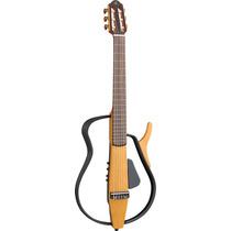 Frete Grátis - Yamaha Slg-110n Silent Violão El. Vazado Ny