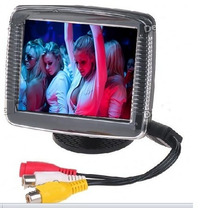 Pantalla Monitor ,vista Retroceso ,videos ,probador Camaras