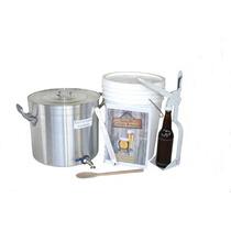 Fazer Cerveja Caseira Kit Confraria 40 Litros