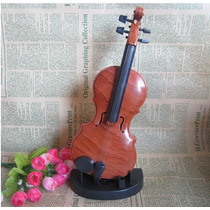Mini Instrumentos Musicais Violino