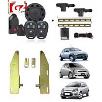 Kit Ford Ka 2 Pts Ate 2007 Alarme Taramps + Trava Eletrica