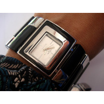 Relógio Lince Orient Bracelete Alta Precisão Feminino Aço