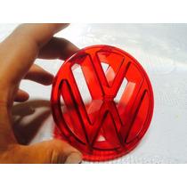 Emblema Volkswagen Vw Jetta Golf Polo Vocho Eurotruck Mexico