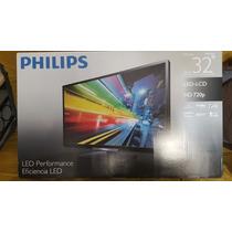 Pantalla Philips 32 Led-lcd Hd 720p