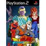 Dragon Ball Z Batalla De Los Dioses Ps2 Voces Latino
