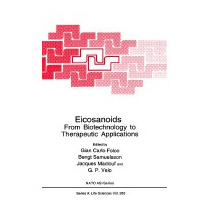 Libro Eicosanoids: From Biotechnology To Therapeutic, Gian C