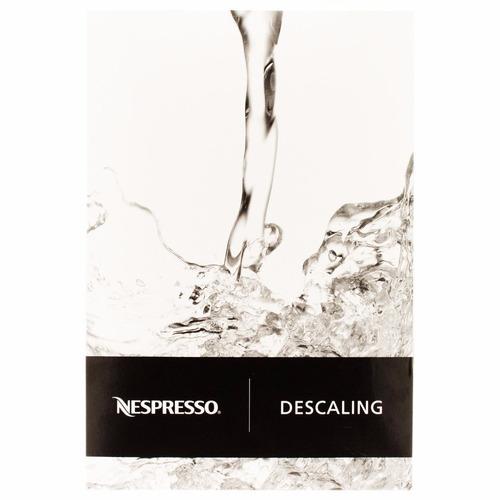 nespresso descaling solu o compat vel com todos os modelos r 159 99 em mercado livre. Black Bedroom Furniture Sets. Home Design Ideas