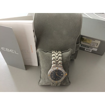Vendo Ebel Sportwave,elegant Ss/solid Gold,date,quartz,men