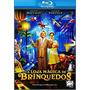 A Loja Mágica De Brinquedos Blu-ray Seminovo