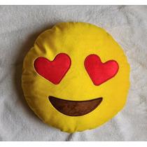 Almofada Pelúcia Travesseiro Emoticon Emoji Whatsapp