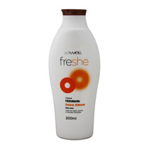 Freshe Creme Hidratante Dolce Amore 200ml Lowell