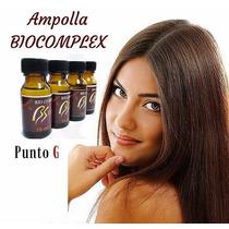 Ampollas Botox Brillo De Seda Xy Biocomplex Cajas De 12 Und.