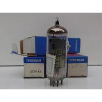 Válvula Electrónica Ech81 Tungsram.