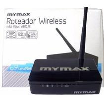 Roteador Wifi 300mbps 2 Antenas Mwr-936ia-bk Alto Alcance