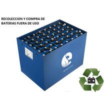 Recoleccion Y Compra De Baterias Fuera De Uso