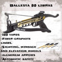 Mini Ballesta 80 Libras Alto Poder Cobra Nuevos!!!