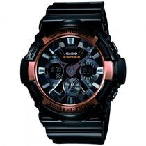 Relógio Casio Ga-200rg-1adr G-shock Militar Sport - Refinado