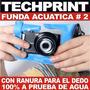 Funda Fotografica Acuatica Camara Digital 100% Hermetica