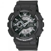 Relógio Casio Ga-110c-1adr G-shock Hora Mundial - Refinado