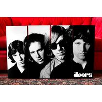 Cuadros Modernos The Doors. Morrison. Música, Rock. Diseño