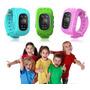 Relógio Smartwatch Q50 Kids Localizador Criança Gps Telefone