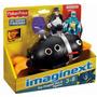 Fisher-price Imaginext Súper Amigos Penguin Y Batman