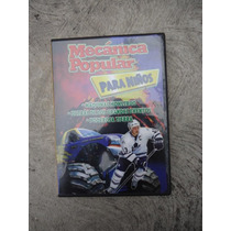 Dvd Mecanica Popular Para Niños