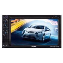 Dvd Multimidia 2din Napoli 6260 Tv, Bluetooth