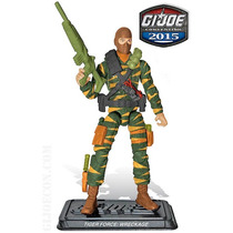 # Gi.joe Wreckage Joecon 2015 Tiger Force Exclusive