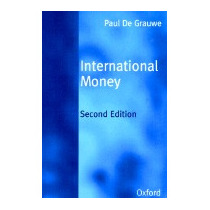Libro International Money: Postwar Trends And, Paul De Grauw