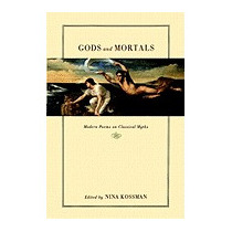 Libro Gods And Mortals: Modern Poems On Classical, Nina Koss