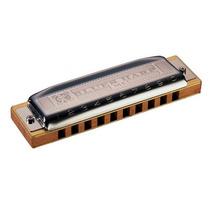Armónica En Fa Hohner Blues Harp 532/20v 10.a.dma M533066