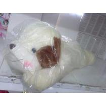 Peluche Perro Con Sonido 60x25cm