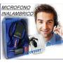 Microfono Cintillo Y Balita Inalambrico Reconocida Marca R23
