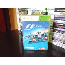 Formula 1 2012 Xbox 360 Original Português