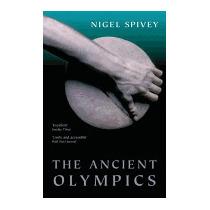 Libro Ancient Olympics, Nigel Spivey